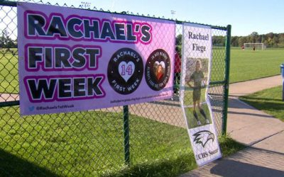 Rachael's First Week aims to educate HS seniors, college freshmen about good choices