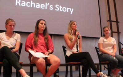 """Rachael's First Week"" details dangers of drinking"