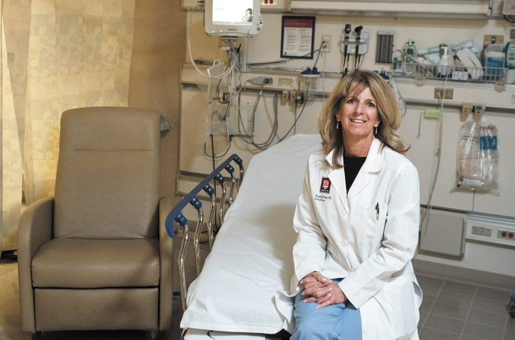 IBJ: 2019 WOMEN OF INFLUENCE: ANGELA FIEGE, MD